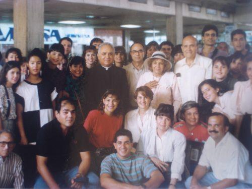 1ª misión apostólica Dr. Dennis Schmilinski, Sra. Connie Chumaceiro, Maracaibo, Zulia, Vzla 22-10-1991