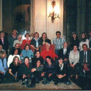 Proyecto Mariposa Azul, Flia. Durini y esposos Bianchini, Palacio Sans Souci, Buenos Aires, Argentina (08-06-2000)